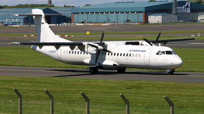 EI-REJ - ATR 72-201 - Aer Arann