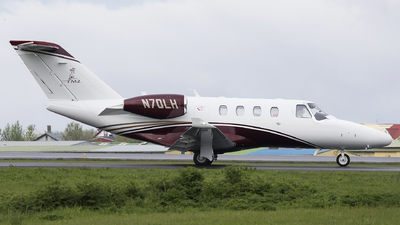 N70LH - Cessna Citation M2 - Private