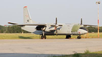 110 - Antonov An-26 - Hungary - Air Force