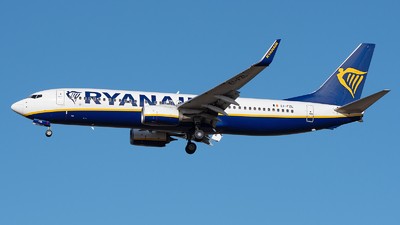 EI-FZL - Boeing 737-8AS - Ryanair