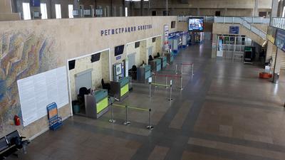 UNAA - Airport - Terminal