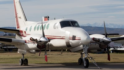 C-FJEA - Beechcraft A100 King Air - Air Labrador
