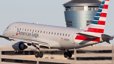 N136HQ - Embraer 170-200LR - American Eagle (Republic Airways)