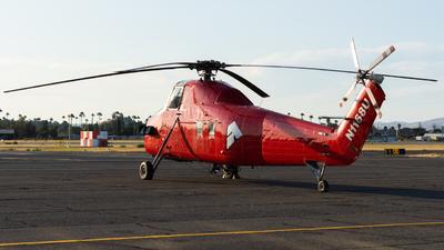 N1168U - Sikorsky S-58ET - Private