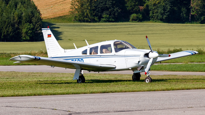 A picture of DECPD - Piper PA28R200 - [28R7535180] - © Oliver Richter