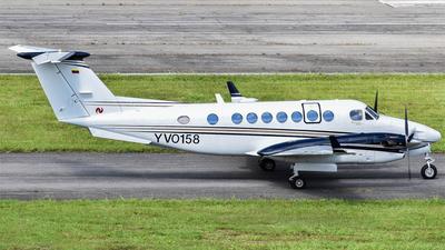 YVO158 - Beechcraft B300 King Air 350i - Corporación Eléctrica Nacional de Venezuela - CORPOELEC