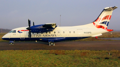 N459PS - Dornier Do-328-100 - British Airways (Sun-Air)
