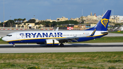 EI-DYB - Boeing 737-8AS - Ryanair