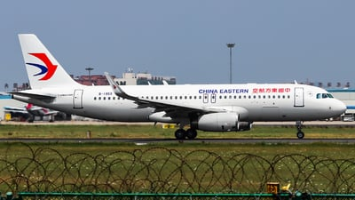B-1859 - Airbus A320-232 - China Eastern Airlines