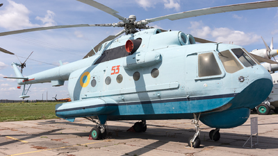 53 - Mil Mi-14BT Haze - Ukraine - Navy
