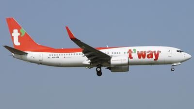 HL8324 - Boeing 737-8AS - T'Way Air