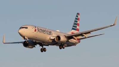N357PV - Boeing 737-823 - American Airlines