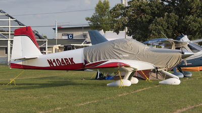 N104BK - Vans RV-10 - Private
