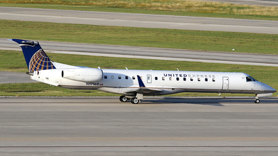 N17169 - Embraer ERJ-145XR - United Express (ExpressJet Airlines)