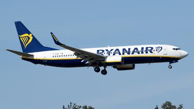 A picture of EIDWK - Boeing 7378AS - Ryanair - © RAFAL KUKOWSKI
