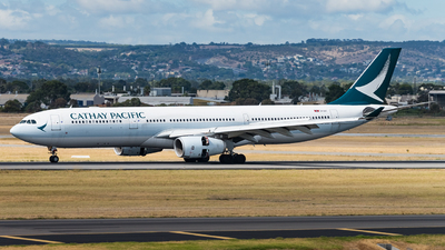 B-LAE - Airbus A330-342 - Cathay Pacific Airways