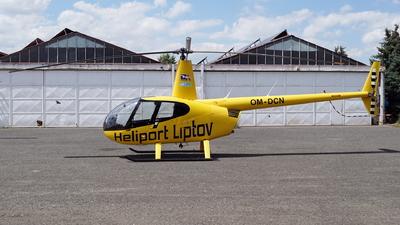 OM-DCN - Robinson R44 Raven - Private
