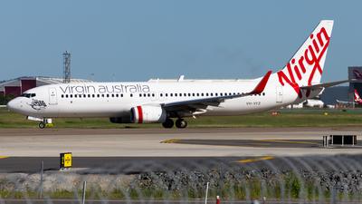 A picture of VHYFZ - Boeing 7378FE - Virgin Australia - © Brandon Giacomin