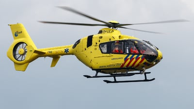 PH-ULP - Eurocopter EC 135T2 - ANWB Medical Air Assistance