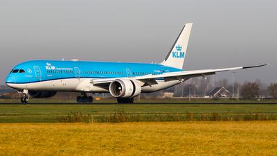 A picture of PHBHN - Boeing 7879 Dreamliner - KLM - © C. v. Grinsven