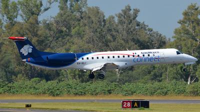 XA-XLI - Embraer ERJ-145LU - Aerolitoral