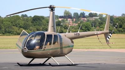F-HTOR - Robinson R44 Raven II - Private
