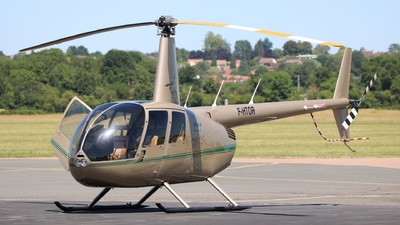A picture of FHTOR - Robinson R44 II - [14303] - © Romain Roux