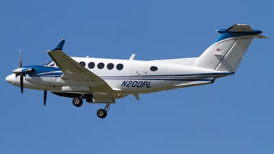 N200PL - Beechcraft 200 Super King Air - Private