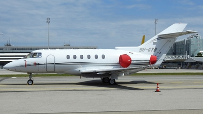 9H-GYB - Hawker Beechcraft 900XP - Comlux Aviation Malta