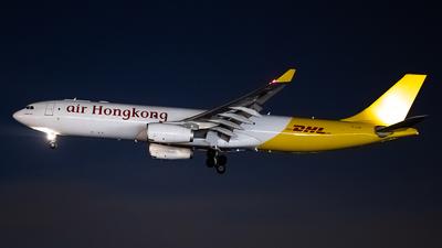B-LDQ - Airbus A330-343P2F - Air Hong Kong
