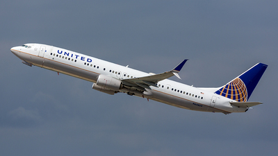 N64809 - Boeing 737-924ER - United Airlines