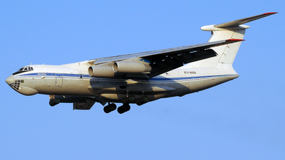 EY-609 - Ilyushin IL-76TD - Silk Way Airlines