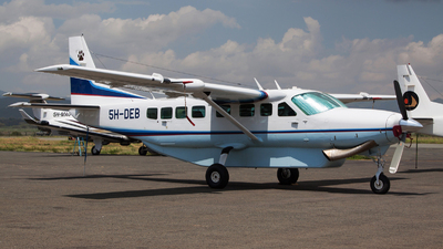 5H-DEB - Cessna 208B Grand Caravan - Northern Air