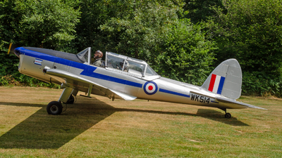 G-BBMO - De Havilland Canada DHC-1 Chipmunk - Private