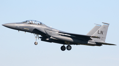 91-0318 - McDonnell Douglas F-15E Strike Eagle - United States - US Air Force (USAF)