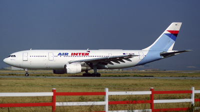F-BUAM - Airbus A300B2-1C - Air Inter
