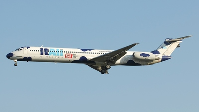 I-DAWW - McDonnell Douglas MD-82 - ItAli Airlines