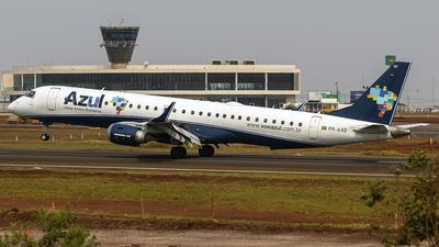 PR-AXD - Embraer 190-200IGW - Azul Linhas Aéreas Brasileiras