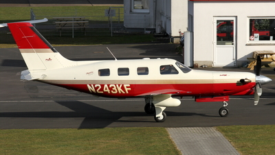 N243KF - Piper PA-46-350P Malibu Mirage/Jetprop DLX - Private