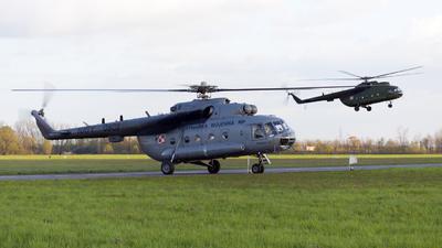 0608 - Mil Mi-8MTV-1 Hip - Poland - Army