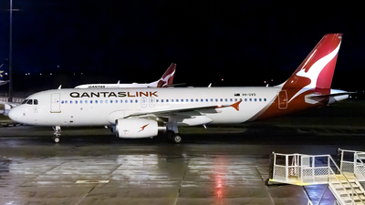VH-UVO - Airbus A320-232 - QantasLink (Network Aviation)