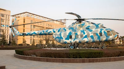 M8-20205 - Mil Mi-8T Hip - China - Air Force