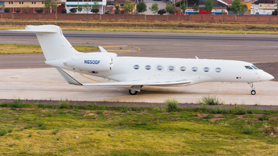 N650GF - Gulfstream G650ER - Private