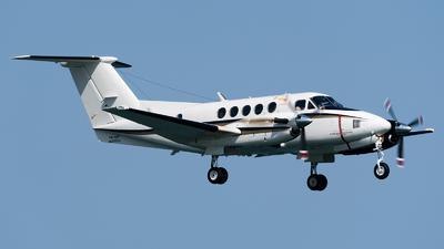 163556 - Beechcraft UC-12F Huron - United States - US Navy (USN)