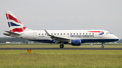 G-LCYG - Embraer 170-100STD - BA CityFlyer