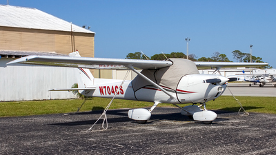 N704CS - Cessna 150M - Private