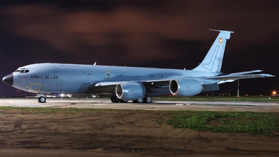 737 - Boeing C-135FR Stratotanker - France - Air Force