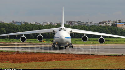 RA-82037 - Antonov An-124-100 Ruslan - Russia - 224th Flight Unit State Airline