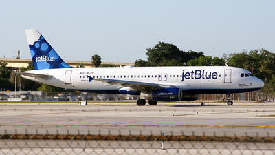 N612JB - Airbus A320-232 - jetBlue Airways