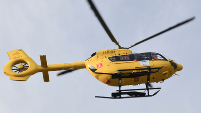 I-HFRT - Airbus Helicopters H145 - Babcock MCS Italia